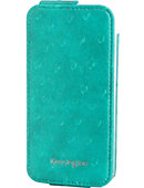 Kensington iPhone 5 Flip Wallet Teal  - ONLINE ONLY