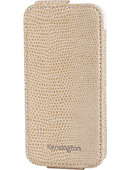 Kensington iPhone 5 Flip Wallet Coffee Snake - ONLINE ONLY