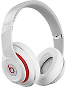 Beats By Dr Dre Studio 2.0 Headphone in White