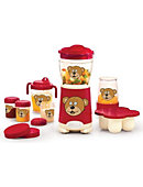 BELLA Baby Rocket Blender Red - ONLINE ONLY
