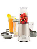 BELLA 12 Piece Rocket Blender Chrome - ONLINE ONLY