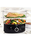 BELLA Food Steamer - ONLINE ONLY