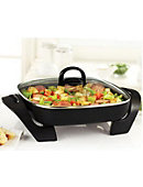 BELLA 12'' Skillet Black - ONLINE ONLY