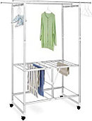 Aluminum Laundry Station - ONLINE ONLY