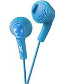 JVC Gumy Earbuds in Blue