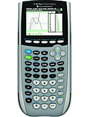 Texas Instruments TI-84 Plus C Graphic Calculator Silver Edition