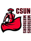 California State University at Northridge Matadors 12'' x 12'' Moveable Decal