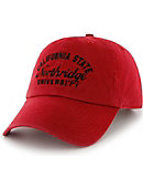 California State University at Northridge Matadors Adjustable Cap