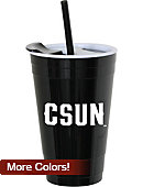 California State University at Northridge 16 oz. Player Sport Cup