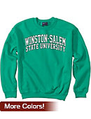 Winston-Salem State University Crewneck Sweatshirt