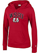 Winston-Salem State University Rams Women's Hooded Sweatshirt