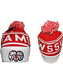 Winston-Salem State University Rams Knit Beanie