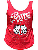 Winston-Salem State University Women's Rhinestone Tank Top