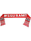 Winston-Salem State University Rams Knit Scarf