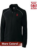 Winston-Salem State University Dry-Tec Edge Women's Full-Zip Jacket