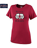 Winston-Salem State University Rams Women's T-Shirt