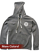 Winston-Salem State University Women's Full-Zip Hooded Sweatshirt
