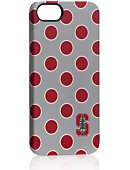 1414B1 Polka Dot iPhone 5/5s Case