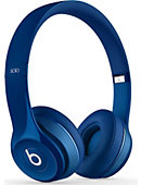 Beats Solo2 On-Ear Headphones Blue