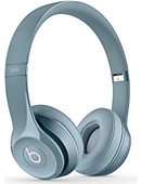 Beats Solo2 On-Ear Headphones Silver