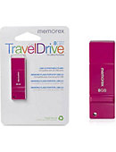 DRIVE USB 8GB MINI PINK