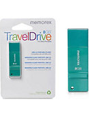 DRIVE USB 8GB MINI TEAL