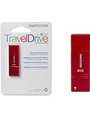 DRIVE USB 8GB MINI RED