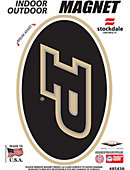 Purdue University 3.5 in. x 5.5 Oval Magnet