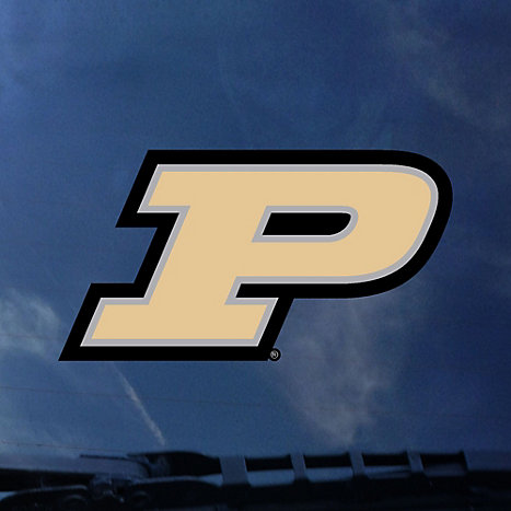 Product: Purdue University Decal