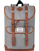 Benrus Scout Backpack Silver Grey