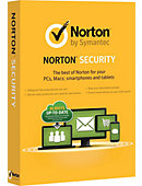 Symantec Norton Security 2.0 1 User 5 Devices