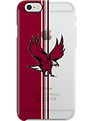 North Carolina Central iPhone 6 Vertical Stripe Frosted Deflector Case