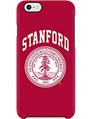 Stanford iPhone 6 Red and White Seal Deflector Case