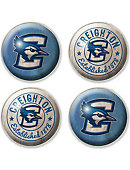 Creighton University Bluejays Fridge Magnet 4-Count
