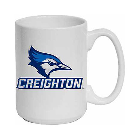 Product: Creighton University Bluejays 15 oz. Mug