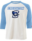 Creighton University Long Sleeve Baseball T-Shirt