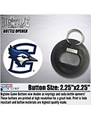 Creighton University Bluejays Bottle Opener Key Chain
