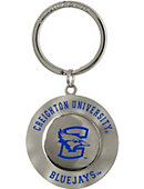 Creighton University Bluejays Keychain