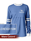Creighton University Women's Long Sleeve Ra Ra T-Shirt