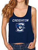 Creighton University Split Back Women's Tank Top