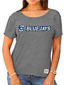 Creighton University Bluejays Women's Scoop Back T-Shirt
