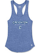 Creighton University Bluejays Women's Tank Top