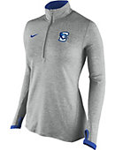 Nike Creighton University Bluejays Women's 1/2 Zip Element Pullover