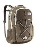 The North Face Women's Jester Backpack - Brindle Brown / Vintage White