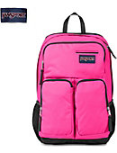Jansport Women's Splice Backpack Pink