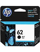 HP Ink Cartridge 62 Black