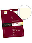 RESUME KIT IVORY 20 ST 10 ENV