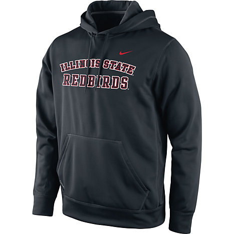 Illinois State University Redbirds Therma Fit Hooded