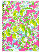 Lilly Pulitzer MINI NOTEBOOK PINK LEMONADE
