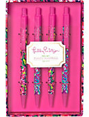Lilly Pulitzer PEN SET MULTI